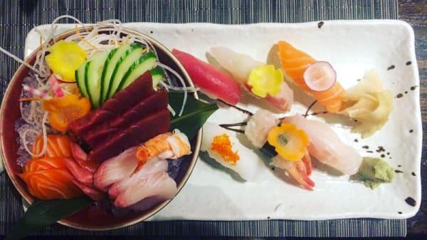 Sushi Sashimi Deluxe - Kamome - Mövenpick Hôtel, Genève