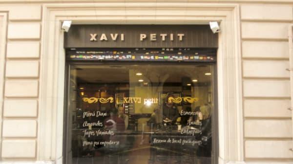 Vista fachada - Xavi Petit, Barcelona