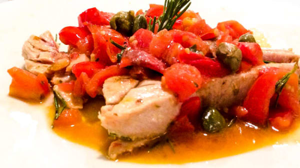 Suggerimento del chef - La Cucina del Ghianda, Firenze