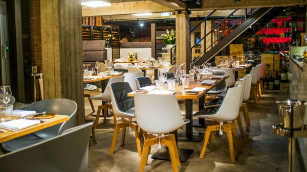 Het restaurant - Zarzo, Eindhoven