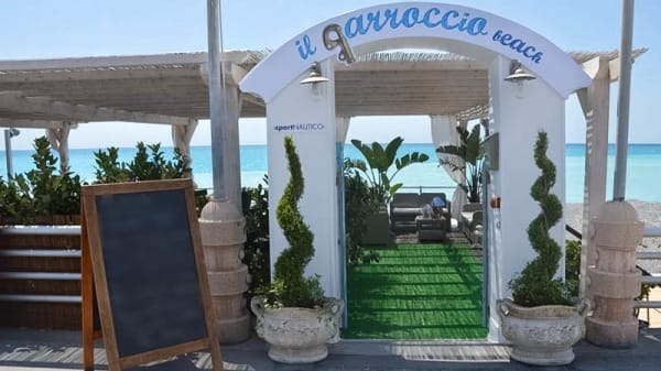 esterno - Il Garroccio Beach Restaurant & Lounge Bar, Bordighera
