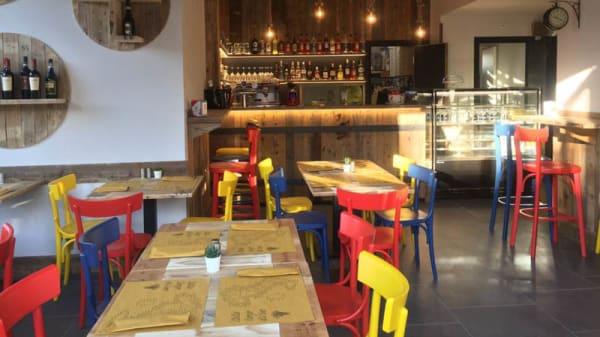 Vista sala - Venezia 21 Pizza&Churrasco, Peschiera Del Garda