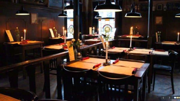 Het restaurant - Eetcafe de Hooykist, Leiden
