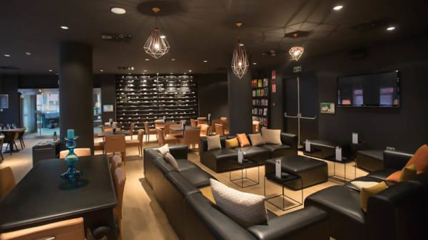 Vista sala - Fandado Bar & Restaurant, La Antilla