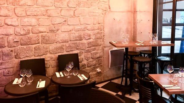 Vue de la salle - Carmen's, Paris