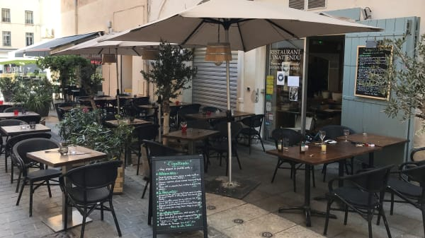 L'Inattendu, Marseille