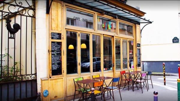 Le Poulailler, Paris