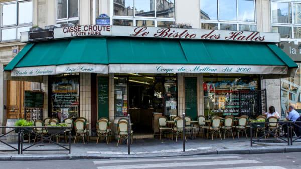 Bistrot des Halles, Paris
