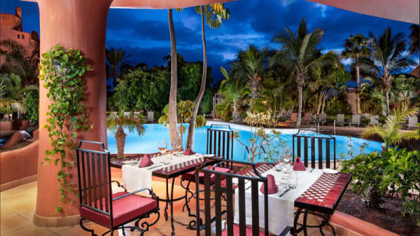 Vista interior - La Venta - Sheraton La Caleta Resort & Spa, Costa Adeje