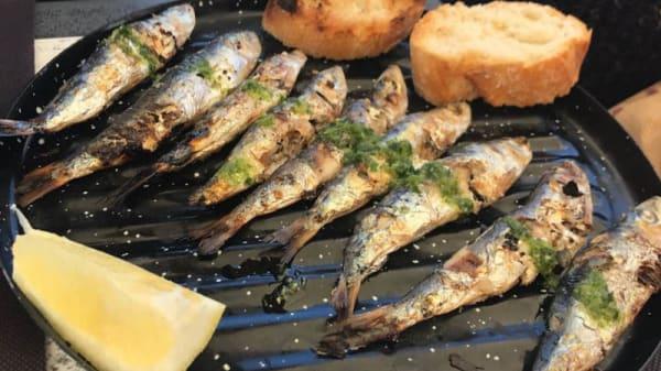 Sugerencia del chef - Racó de la Mora, Tarragona