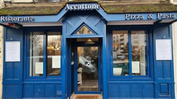 le restaurant Accattone - Accattone, Enghien-les-Bains