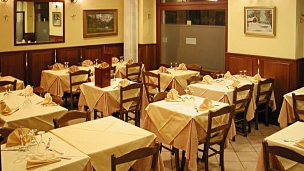 Sala rustica - Ristorante al 21, Milano