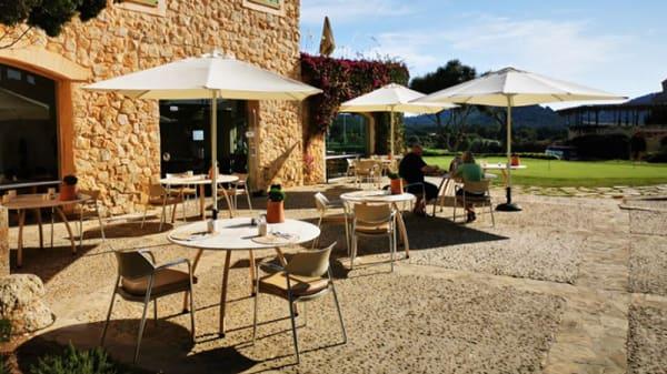 Terraza - Café de Pula, Son Servera