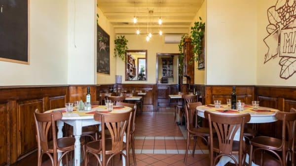 Vista sala - Mastrobulletta, Firenze