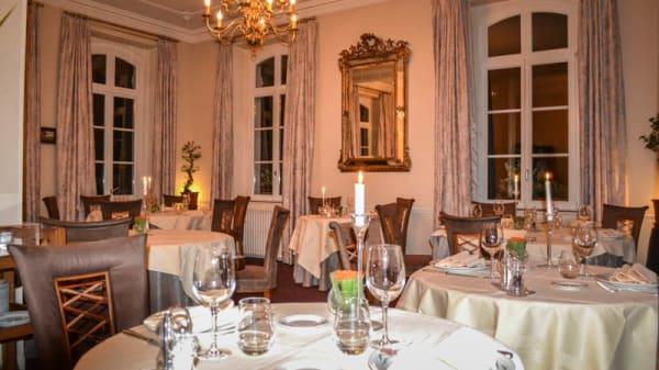 Le restaurant - Le Pavillon de la Tourelle, Vanves