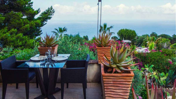 Terrazza - Jitan - Meditarranean Mood&View, San Vito Lo Capo