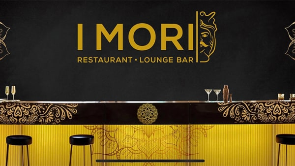 Vista della sala - I Mori Exclusive Restaurant, Palermo