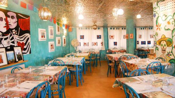 Vista sala - Mamacita's, Genova