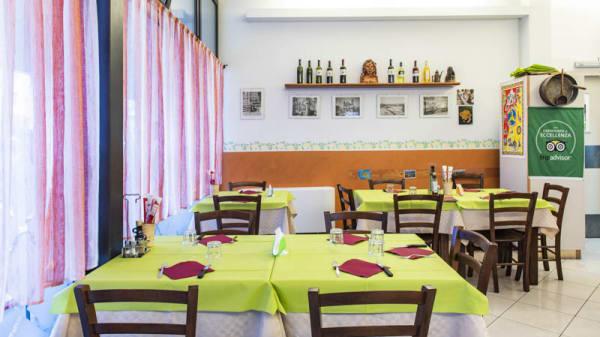 Vista sala - Da Simone, Parma