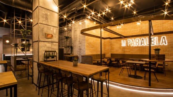 La Paralela Restaurante, Las Rozas de Madrid
