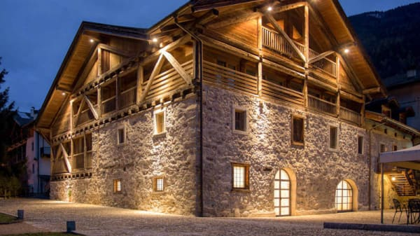 Esterno - Casa Moresc Ristorante Sapore