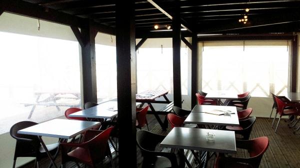 Vue de la salle - L'Épi Café, Anglet