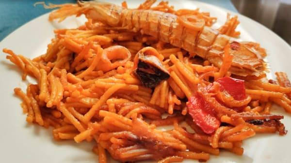 Sugerencia del chef - La Terreta, Cabanes