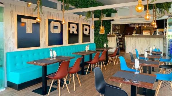 Vista sala - Toro Burger Lounge Banus, Marbella