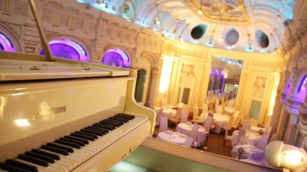 Vista piano sala Capilla - La Capilla de la Bolsa, Madrid