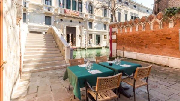 Terrazza - Pizzeria Trattoria Alle Lanternine, Venice