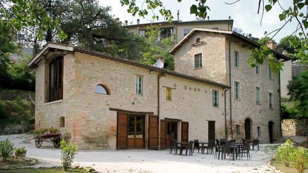 esterno - Mulino delle Monache, Macerata Feltria