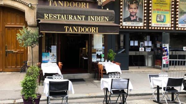 Terrasse - Tandoori, Paris