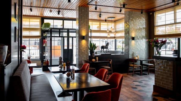 Interieur restaurant - Het Wapen van Drenthe, Roden