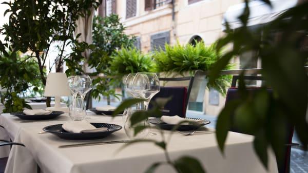 Life Garden - Life - Ristorante del Tartufo, Roma