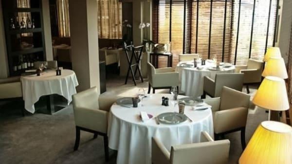 "Vue interiéure - Restaurant Gill ""Relais & Châteaux"", Rouen"