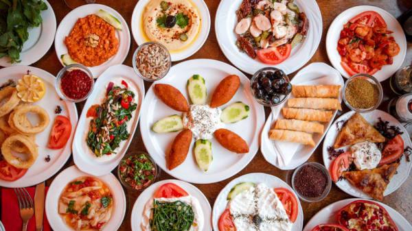 Suggestie van de chef - Orontes West, Ámsterdam
