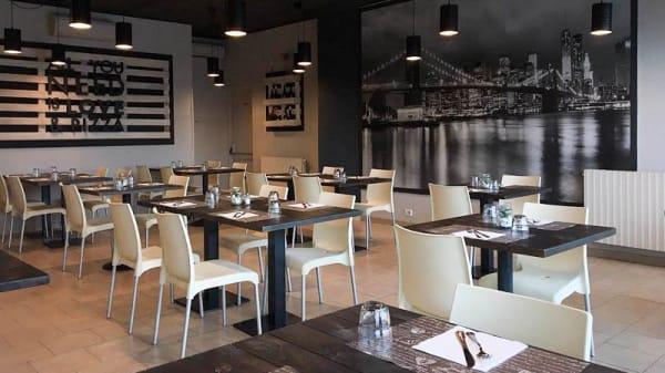 Vista sala - Giuly Pizza Ristorante e Pizzeria, Quintano