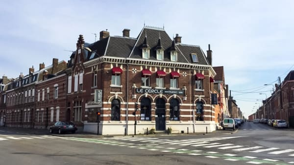 Devanture - Le Cercle, Valenciennes