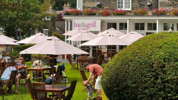 Waterhead Bar & Grill, Ambleside