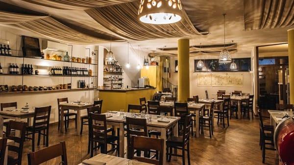 Interno - Lu centro de lu munnu Braceria e Cucina, Foligno