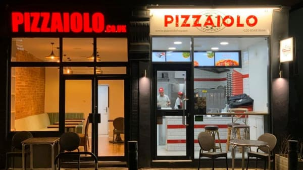 Pizzaiolo, Brentford