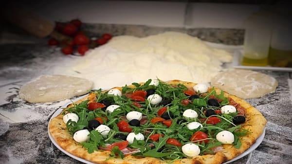 Pizza - Don Alfonso, Parma