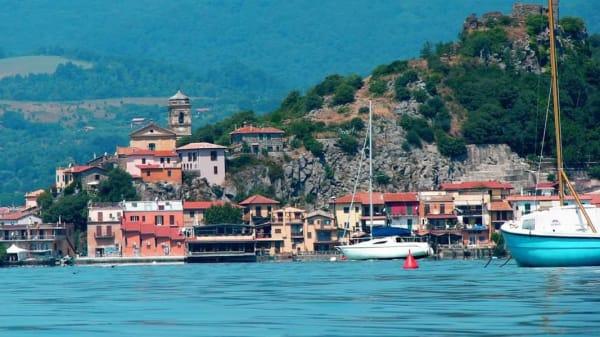 Esterno - Paradiso sul Golfo, Trevignano Romano