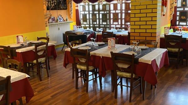 ristorante indiano maharaja, Treviso