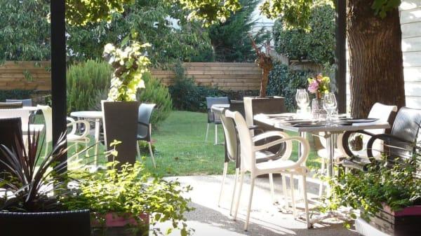 Terrasse - O Saveurs d'Antan, Albi