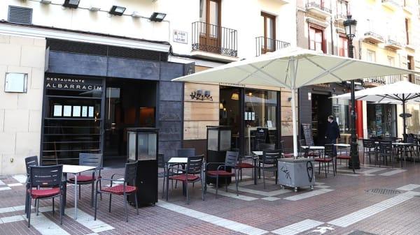 Parrilla Albarracín, Zaragoza