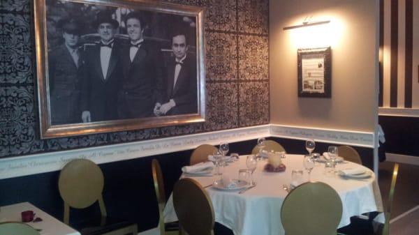 Vista decoración - La Mafia se Sienta a la Mesa - Granada, Granada