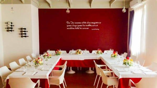 Vista sala - La Cucina di Francesca, Alessandria