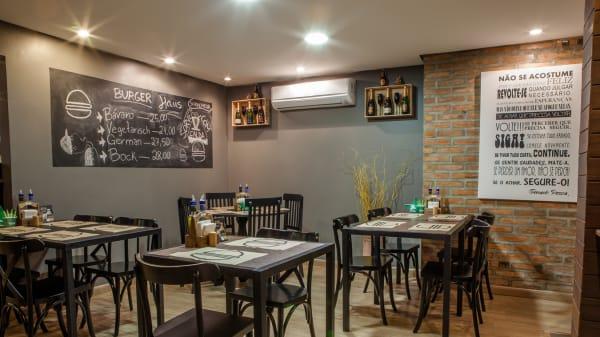 rw sala - Haus Burger Bar, Porto Alegre