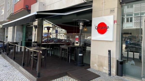 Katana Sushi, Lisboa